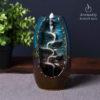 Kadzidło płynące Aromatly Aura - Ceramiczny kominek zapachowy