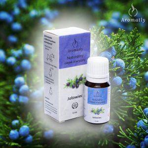 Naturalny Olejek Eteryczny Do Aromaterapii Aromatly Jałowiec