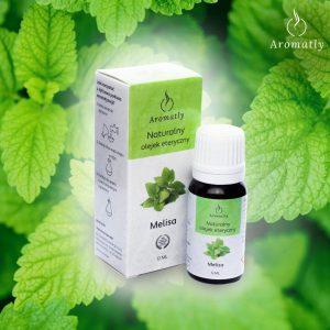 Naturalny Olejek Eteryczny Do Aromaterapii Aromatly Melisa