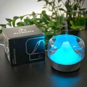 dyfuzor do aromaterapii aqua nawilżacz do aromaterapii